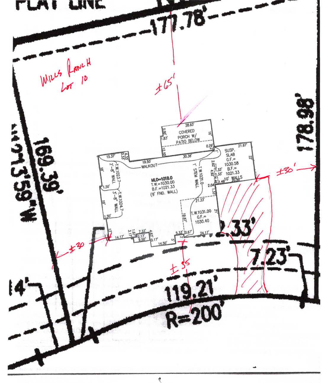 Mills Ranch Lot 10 16904 Bond St OP, KS 66221 For Sale