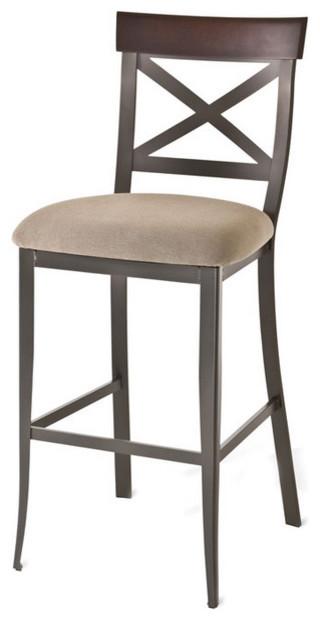 Outstanding Non Swivel Crossback Stool Counter Lamtechconsult Wood Chair Design Ideas Lamtechconsultcom