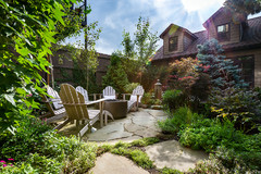 Patio of the Week: A Lush Backyard for a Plant Collector