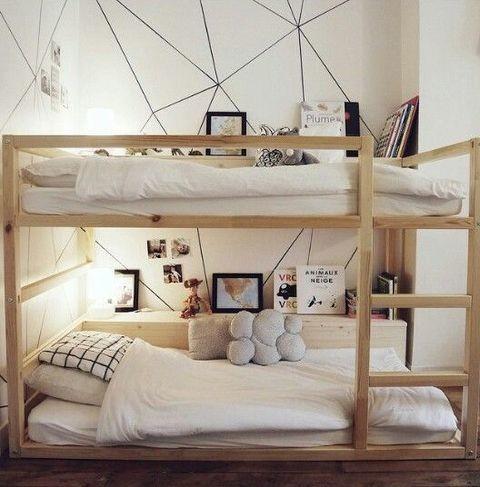 40 Cool Ikea Kura Bunk Bed Hacks Sacramento By Comfydwelling Com Houzz