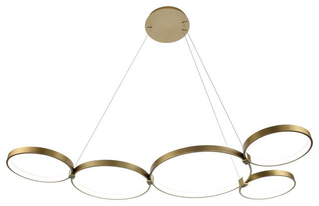 "Melore&x27; 54"" Pendant Lamp."