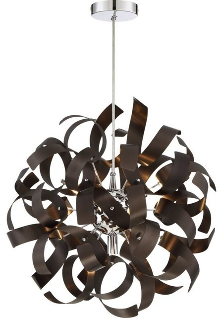 5-Lights Pendant Chandelier Light.