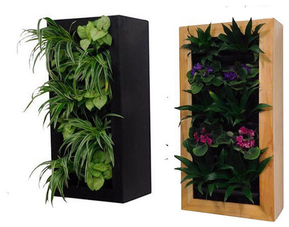 gsky retail living wall planter vertical gardens modern indoor pots and planters miami. Black Bedroom Furniture Sets. Home Design Ideas