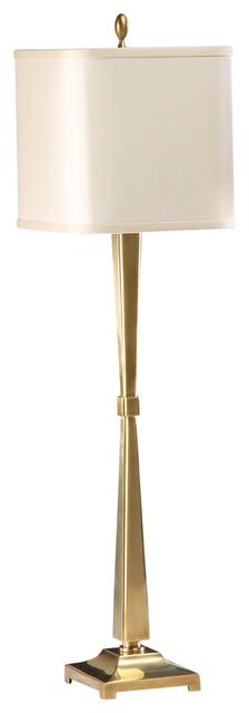 Decorative Crafts Brass Lamp.