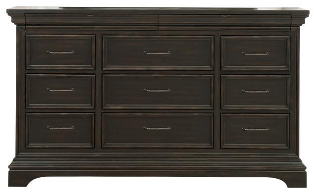 Pulaski Furniture Caldwell Dresser.