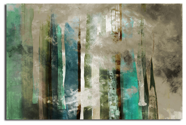 "Wall Art Prints smash vi"" canvas wall art, 30""x40"" - contemporary - prints and"