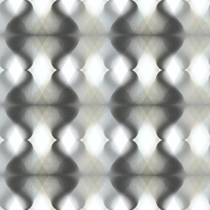 York Wallcoverings CE3900 Hypnotic Wallpaper - Black/Gray Blacks