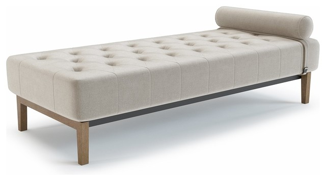 Skylar Daybed, Natural.