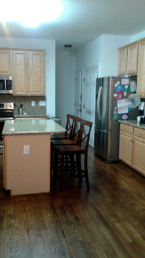 how can i add seating to my kitchen island  rh   houzz com