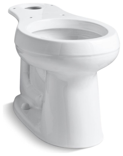 Kohler Cimarron Comfort Height Round Front Bowl