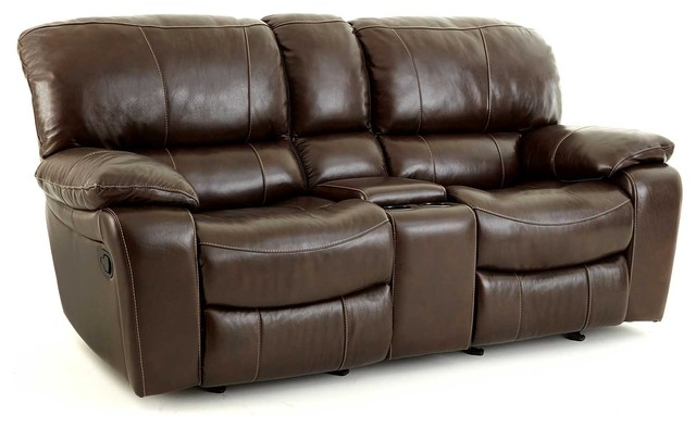 Brenton Glider Recliner By Steve Silver Contemporary