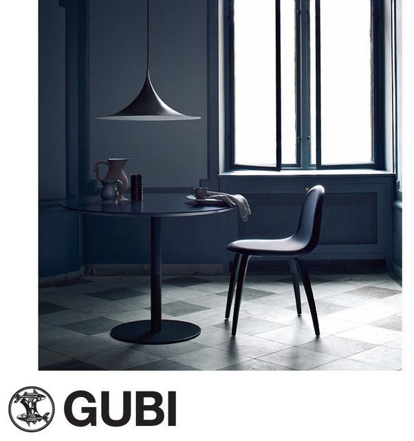 Gubi Semi Pendant Light