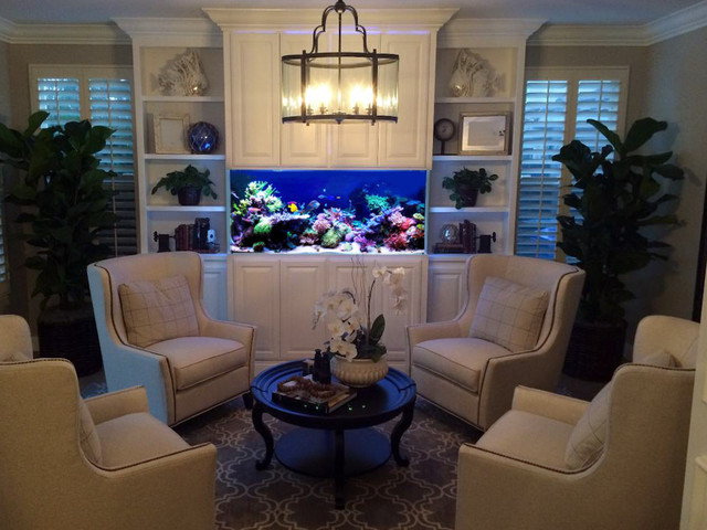 Custom Aquarium Designs - San Diego - by Aquatic Perfection Inc