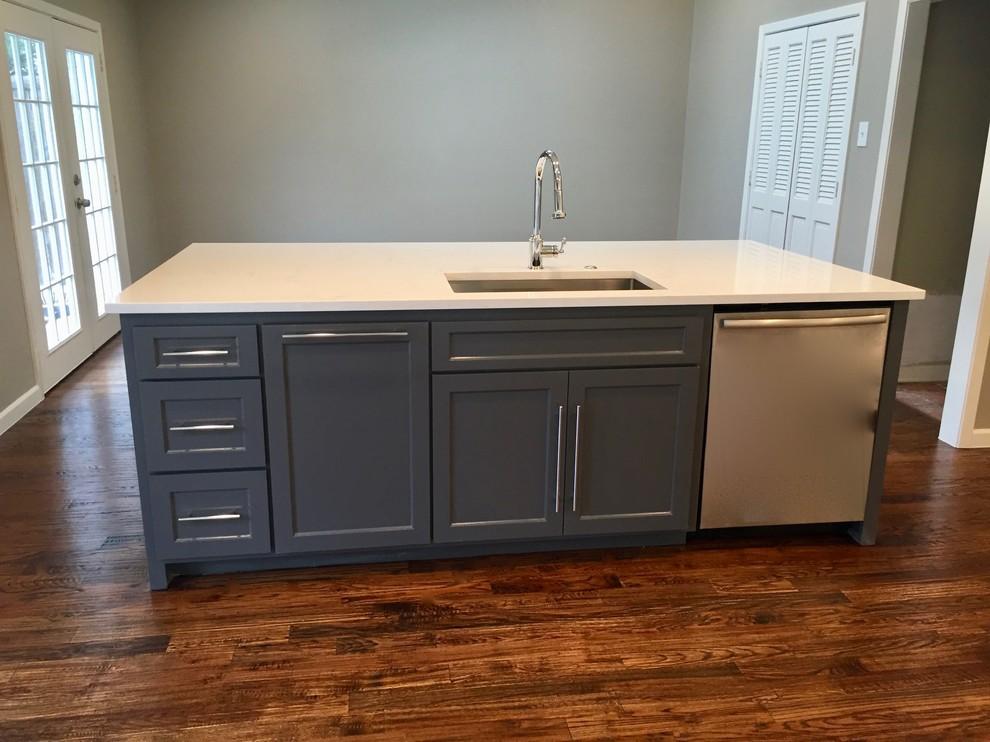 North Dallas Kitchen Remodel - Prestonwood