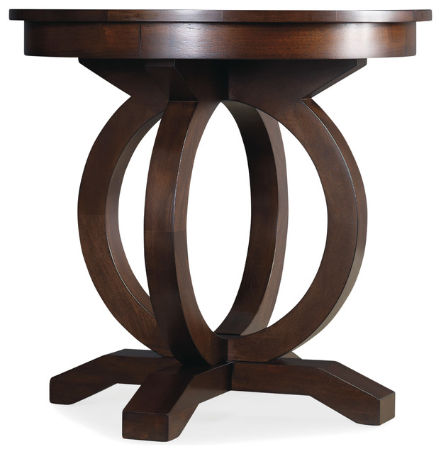 Beau Kinsey Round End Table