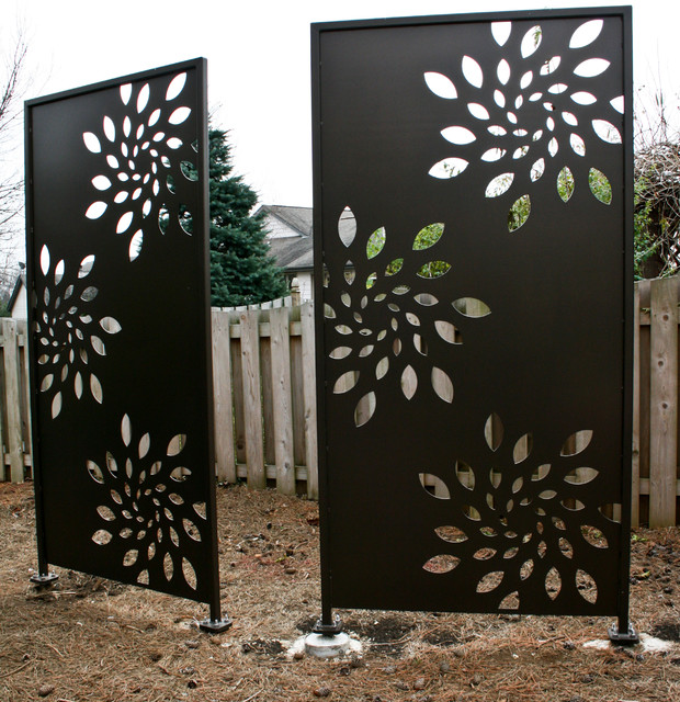 Metal Privacy Screen metal privacy screen screens and ideas