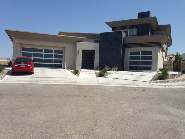 Contemporary Homes El Paso