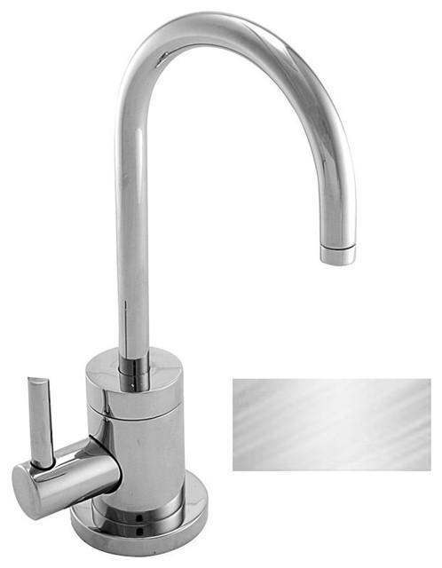 Newport Brass 106h/20 East Linear Water Dispenser Stainless Steel, Pvd.