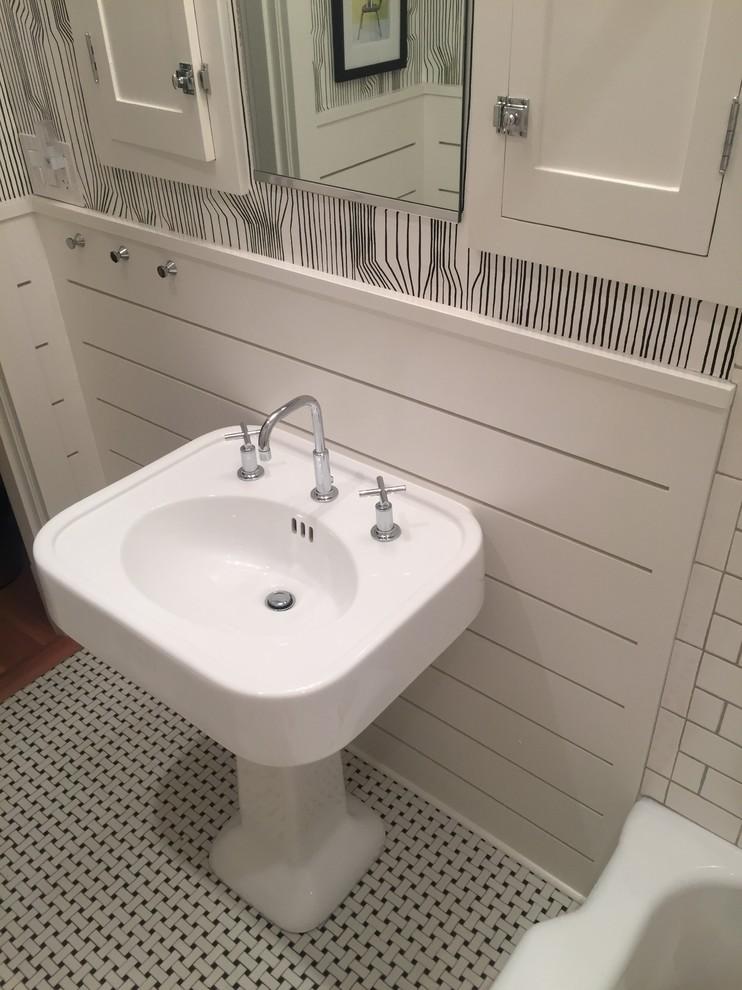 1940 S Bathroom Remodel Contemporary
