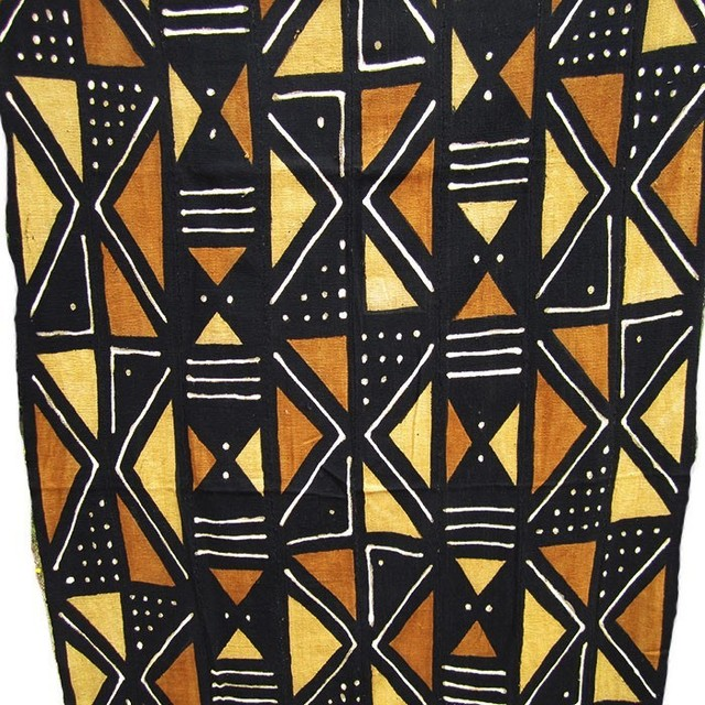 Mudcloth 4 Southwestern Upholstery Fabric By Ananse