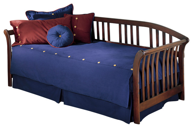 Salem Curved Panel Wood Daybed