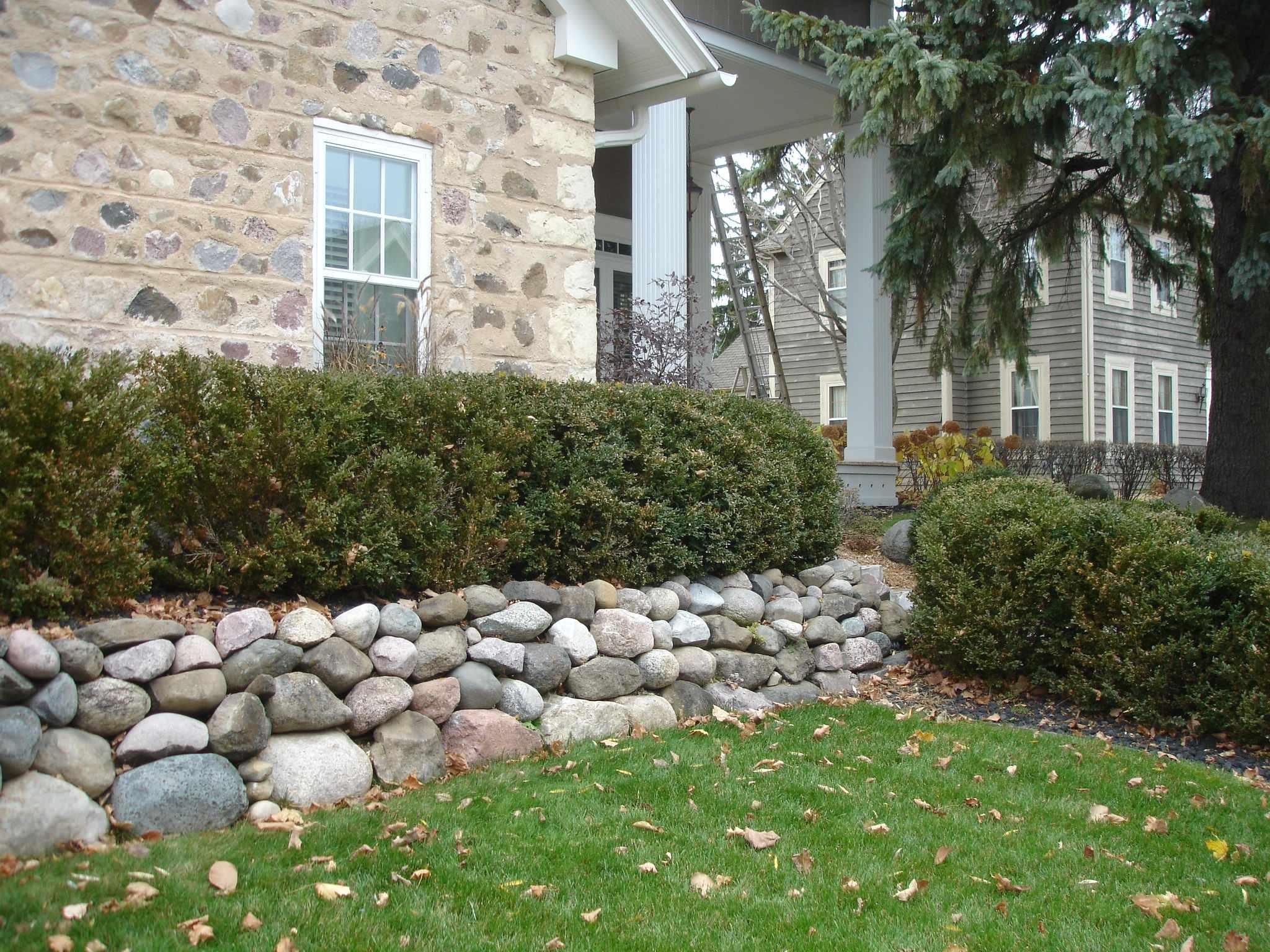 Rustic Landscape Makeover - Cedarburg