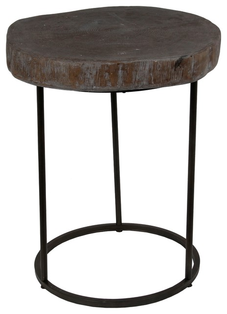 rustic furniture edmonton. Edmonton Outdoor Table Black Rusticoutdoorsidetables Rustic Furniture E