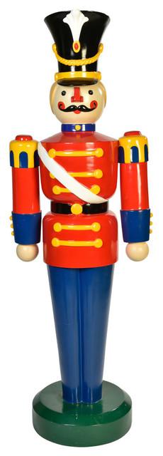 Heavy Duty Fiberglass Christmas Toy Figure