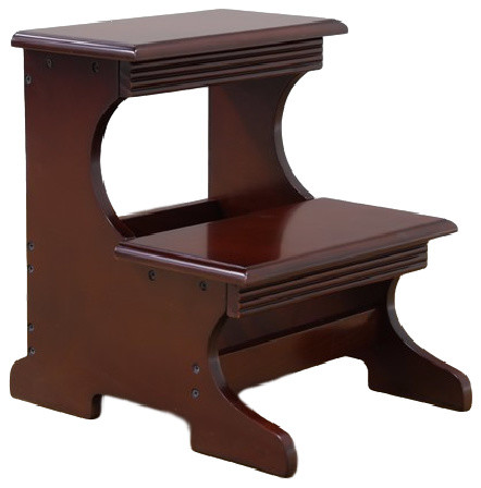 Mega Home Step Stool Transitional