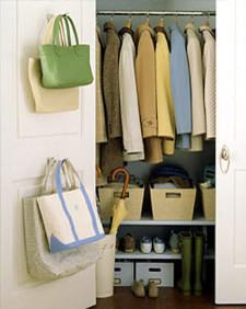 Closet Storage Idea eclectic closet