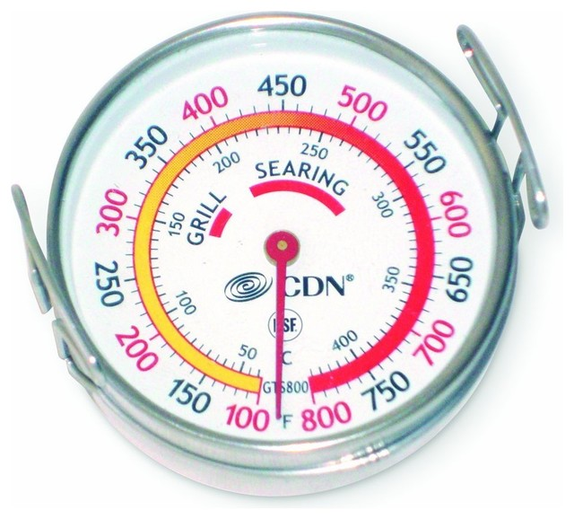Cdn Grill Surface Thermometer Nsf.