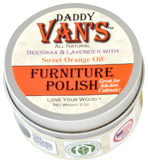 Remarkable Daddy Vans All Natural Lavender And Sweet Orange Oil Beeswax Furniture Polish Interior Design Ideas Helimdqseriescom