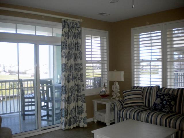 Beach House Window Treatments Mcfeely