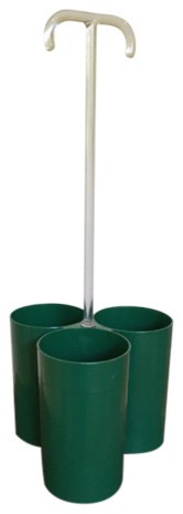 Cut Flower Caddy Traditional Gardening Accessories