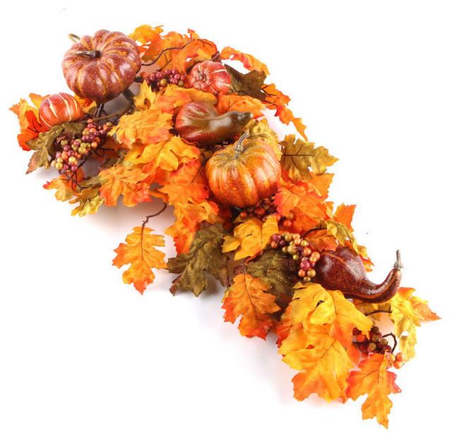 Fall Hanging Teardrop.