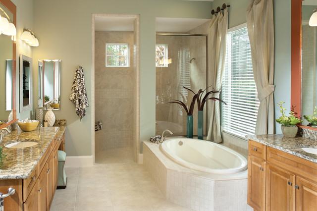 Coquina 1137 Contemporary Bathroom Tampa By Arthur
