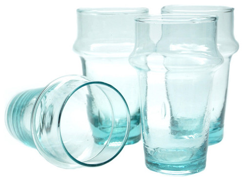 contemporary glassware by leifshop.com