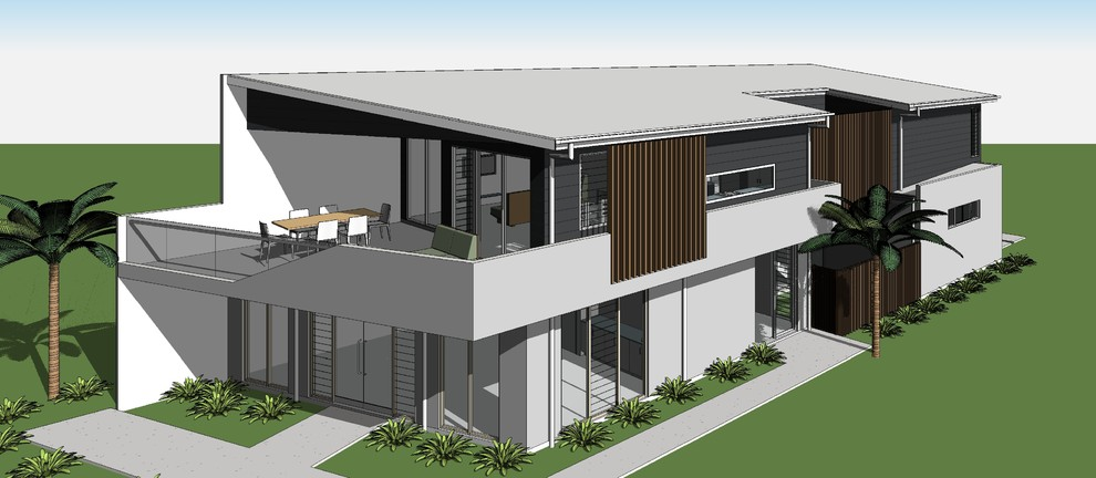 Sunshine Cove Mixed Use Residential / Commercial Building