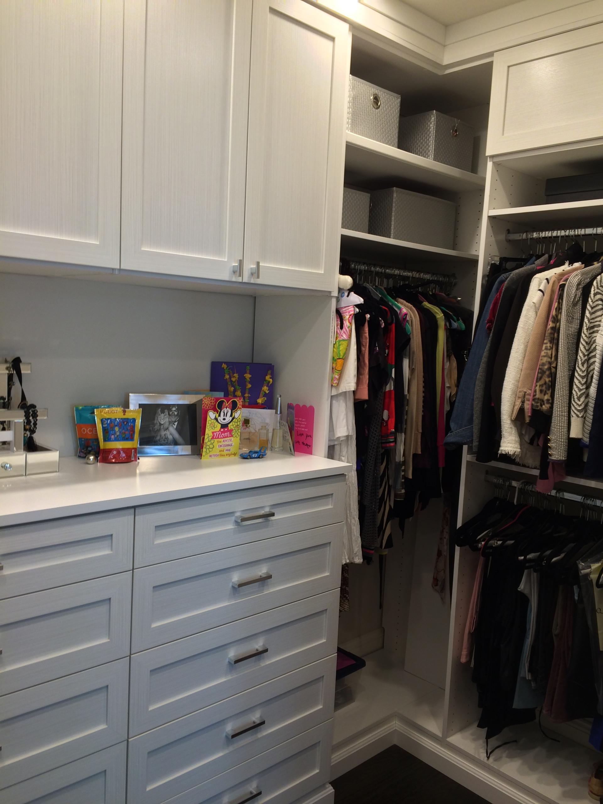 Women's Closetsc
