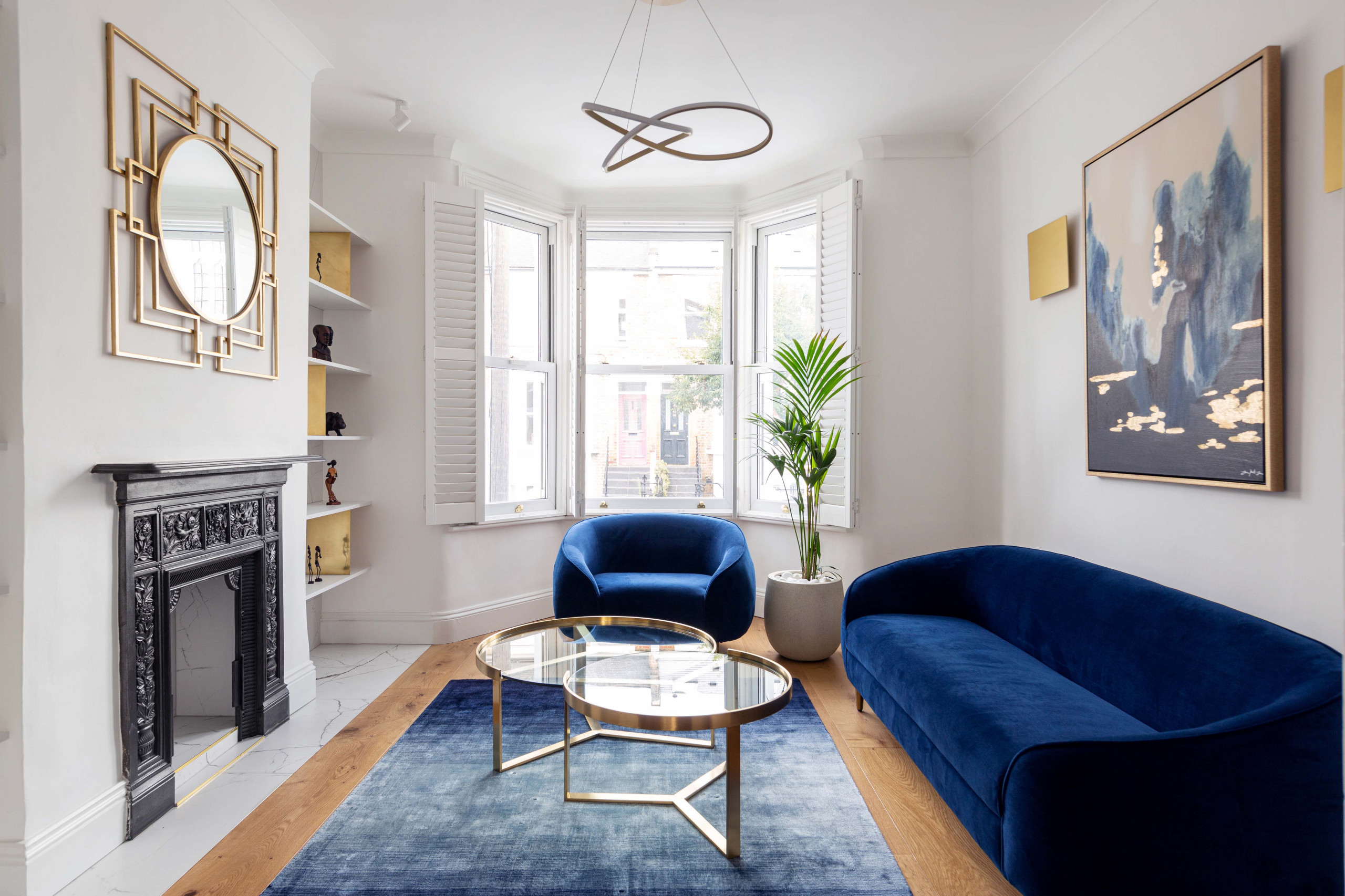 Single family house in West London
