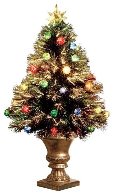 Celebrations SZOX7 100L 36 Fiber Optic Christmas Tree 3  - 36 Fiber Optic Christmas Tree