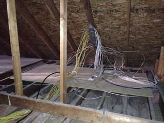 bonus room wiring