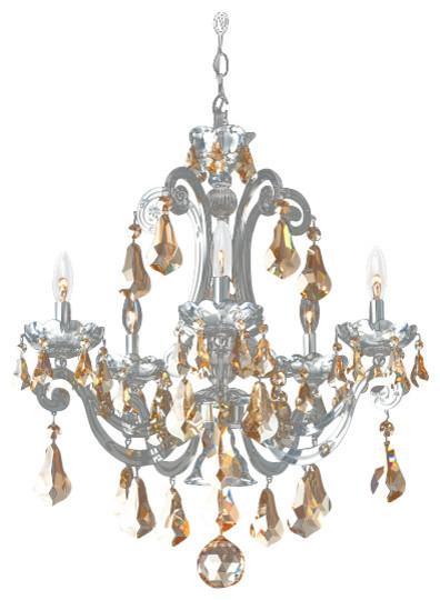 Schonbek lighting 5332 49gs cadence black pearl 5 light chandelier schonbek lighting 5332 49gs cadence black pearl 5 light chandelier traditional chandeliers aloadofball Images