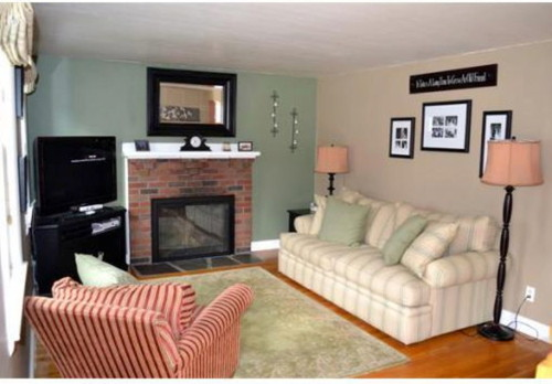Awesome Small Living Room... Where Does The TV Go?? Part 20
