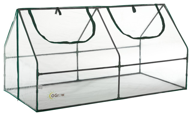 Ogrowoutdoor Seed Starter Greenhouse Cloche Contemporary