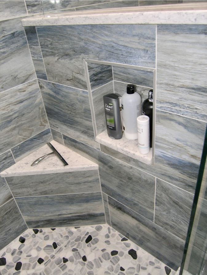 Downtown Tampa | Modern | Bathroom and Floor Remodelr