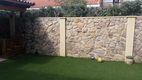 Muros Para Jardin Diseos De Jardines De Lujo Follaje Artificial