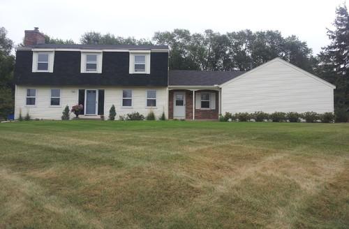 Need Help On Shingles Siding For Gambrel Barn Roof House