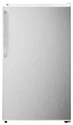 Compact, Auto Defrost Refrigerator Freezer.