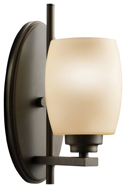 Wall Sconces Transitional : 1-Light Wall Sconce - Transitional - Wall Sconces - by Abni s Lighting
